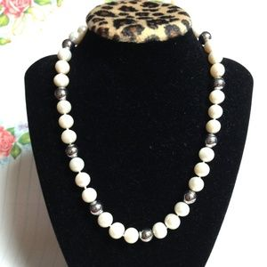 Gemma C. New Your Freshwater Pearl Necklace